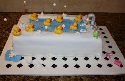 Cake Bathtub by Bathtub Ducky Cake Cakecentral