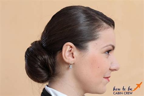 best hairdo for a flight attendant how to dress for the flight attendant interview how to