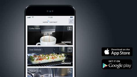 home app home connect siemens hausger 228 te