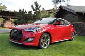 2013 Hyundai Veloster 2013 Hyundai Veloster Turbo Drive And Road Test