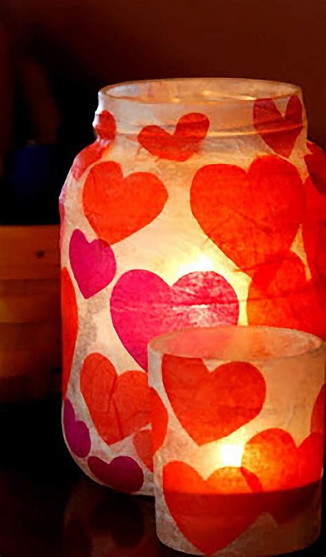 How To Make A Paper Jar - 50 diy jar crafts diy projects for