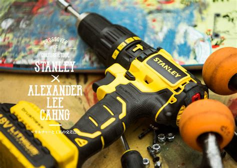 stanley 215 tokyo creator カルチャーと工具の交差点 diyer s