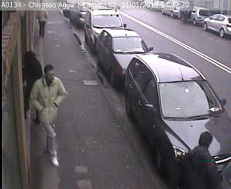sella torino filiali arrestato rapinatore di banche colpi in piemonte veneto