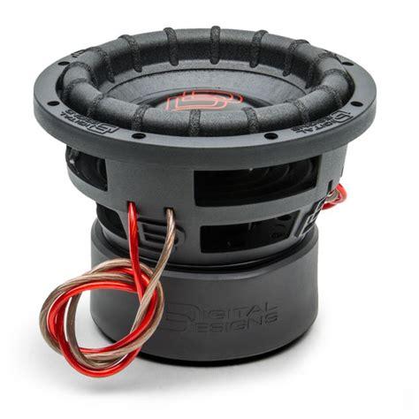 Box Custom Audio Avanzaxenia 1 subwoofer digital designs sw2508 d2 digital designs