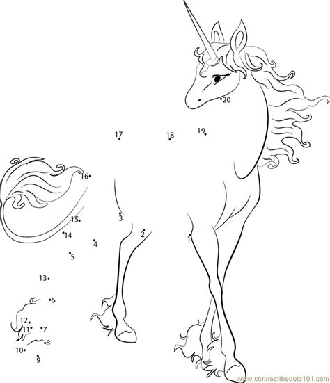 magical unicorn activity book for mazes dot to dot coloring matching crosswords book for activity book for ages 3 5 4 8 5 12 books unicorn look back dot to dot printable worksheet connect