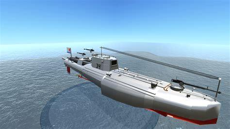 torpedo boat simpleplanes g 5 torpedo boat
