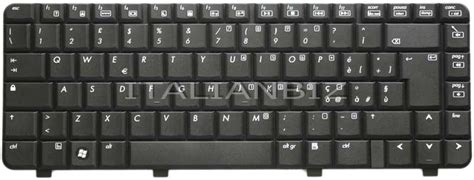 layout italiano qwerty tastiera nera italiana notebook hp compaq c700 g7000 9j