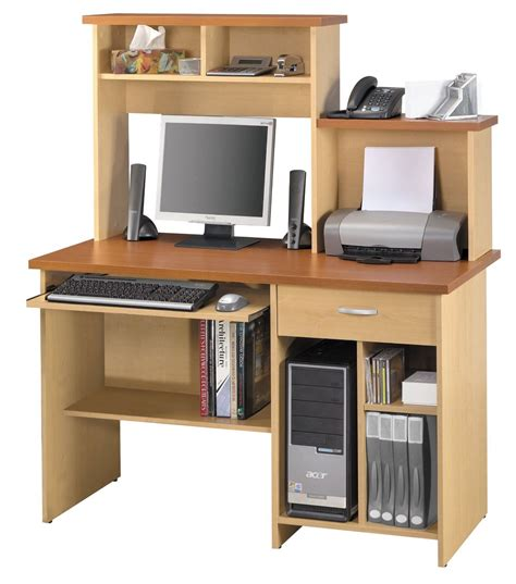 Home Office Desk With Keyboard Tray Bestar Active Computer Workstation Desk Home Office