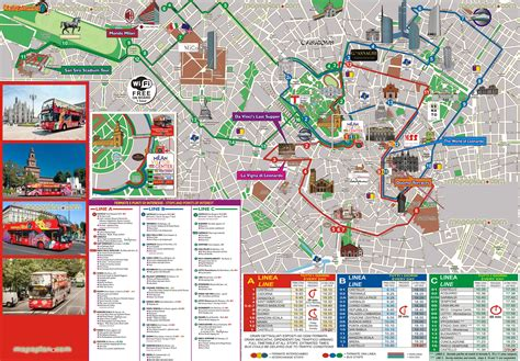 tourist attractions map maps update 12001430 milan tourist attractions map 14