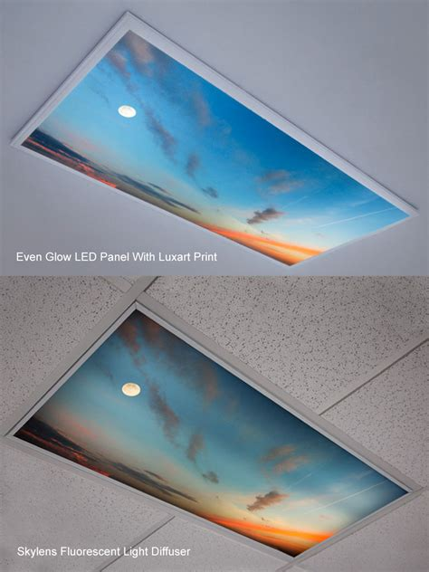 led can light inserts fluorescent light diffuser panels iron blog