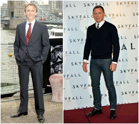 craig age daniel craig s height weight bond s athletic