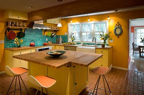 Modern Kitchen Countertops - kitchen cabinets the 9 most popular colors to pick from