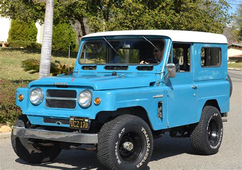 1967 nissan patrol parts 1967 nissan patrol for sale on bat auctions sold for