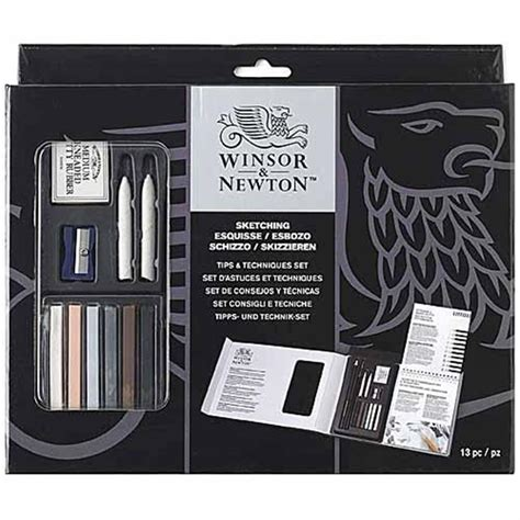 harga sketchbook winsor newton winsor newton sketching tips techniques set