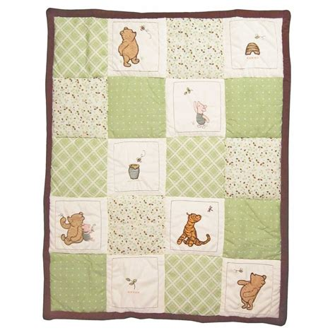 Classic Pooh Crib Bedding Classic Winnie The Pooh Bedding For Cribs A Listly List