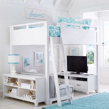 pbteen on wanelo home accessories pinterest hton convertible loft bed from pbteen