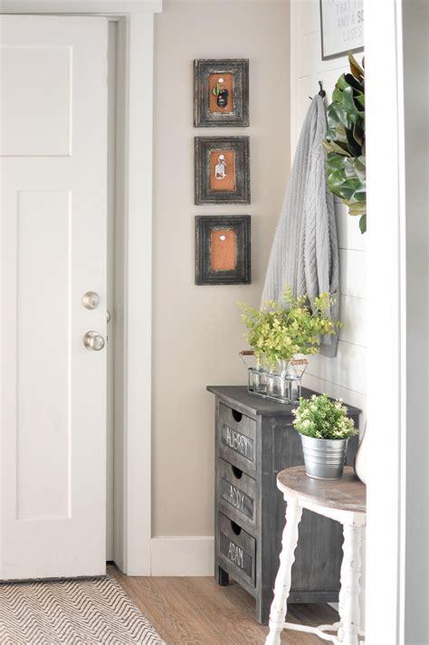 real life mudroom  entryway decorating ideas