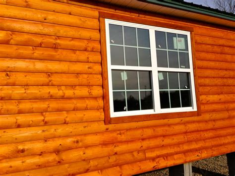 Which Is Better Vinyl Or Metal Siding - half tile vinyl siding that looks like wood loccie