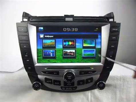auto air conditioning repair 2007 honda accord navigation system honda accord dvd player gps navigation tv bluetooth youtube
