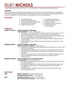 Sustainability Consultant Sle Resume by Sle Resume Format Resume Free Template Smartest Resume Guide For Students And
