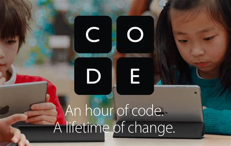 hour of code apple s hour of code classes will run for a whole week