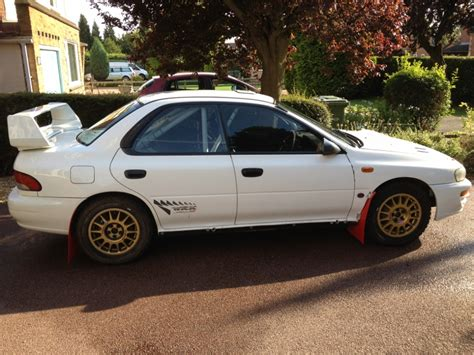 subaru gc8 rally gc8 rally car re build scoobynet com subaru enthusiast