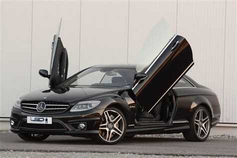 Winged Doors by Lsd Wing Doors For Mercedes Cl