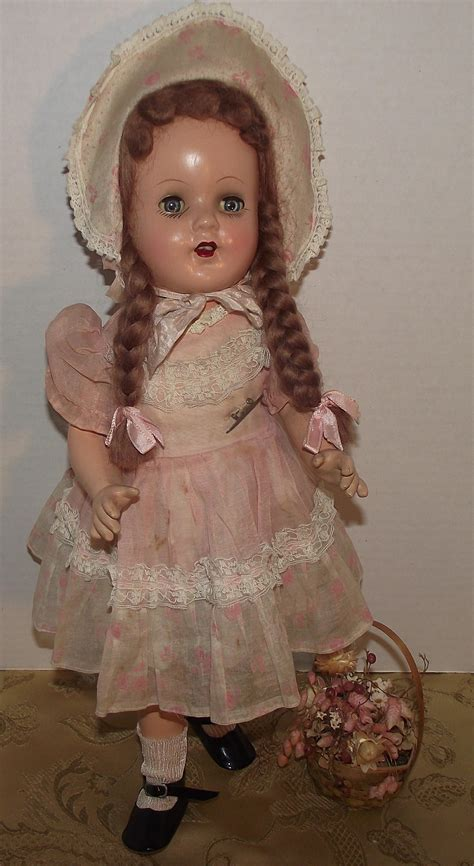 composition nancy doll beautiful vintage composition arranbee r b quot nancy doll