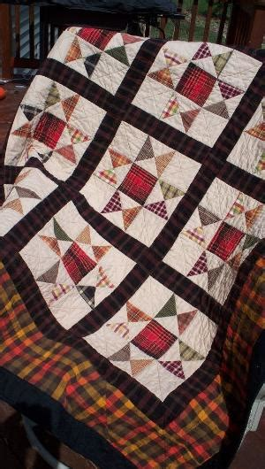 rag quilt kit homespun want to do one that s