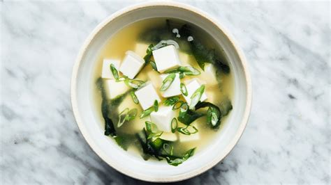 classic miso soup recipe bon appetit