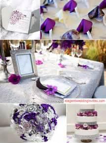 purple and silver wedding purple and silver wedding ideas