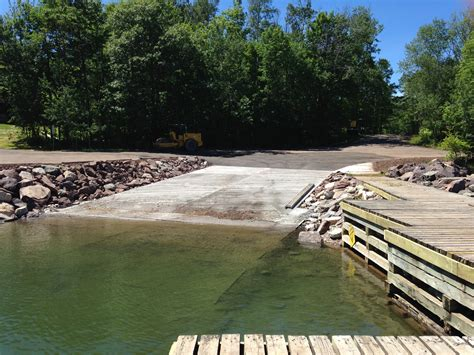 dnr boat launch dnr dnr to reopen union bay boating access site at