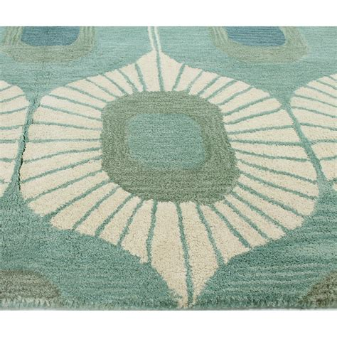 aqua area rugs bashian rugs ashland aqua area rug reviews wayfair