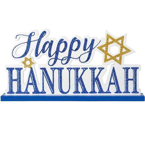 Happy Hanukkah by Buy The Happy Hanukkah Tabletop Sign By Ashland 174 At