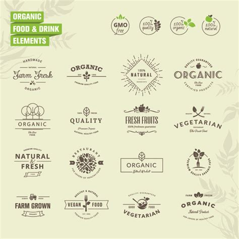 Design Label Simple | simple badges and labels elements design vector free