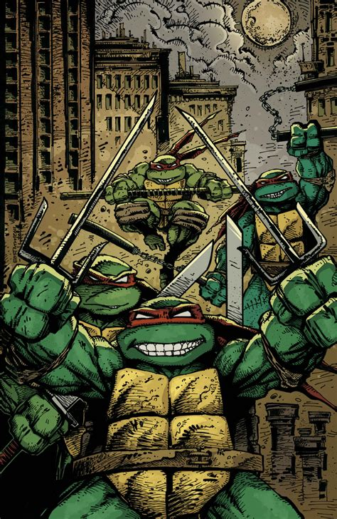 michelangelo basic art series 3836530341 idw tmnt 4 cover b art eastman tmnt teenage mutant ninja turtlestmnt teenage mutant ninja