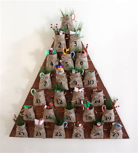 Handmade Advent Calendar Ideas - 37 advent calendar ideas decoholic