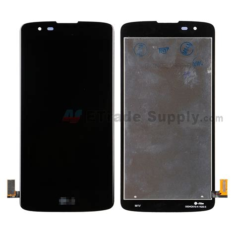 Lcd K8 lg k8 k350 lcd screen and digitizer assembly black