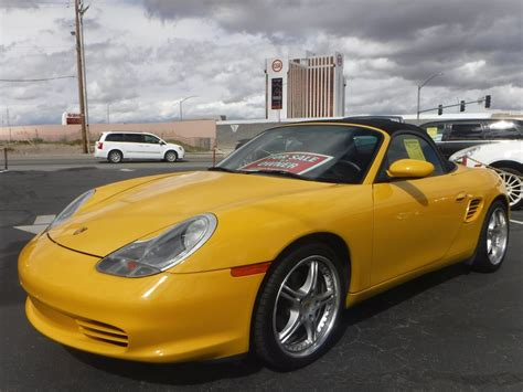 porsche boxster for sale by owner 2004 porsche boxster cabriolet for sale by owner at