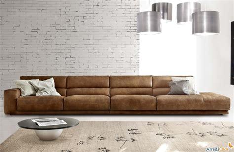 divani in pelle vintage divani in pelle fascino vintage arredamento
