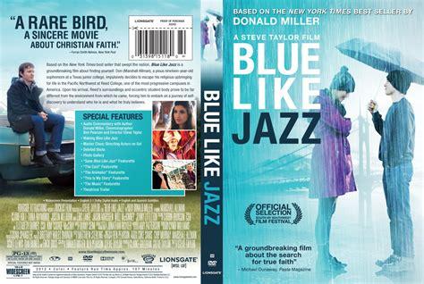 film blue like jazz blue like jazz movie dvd scanned covers blue like jazz