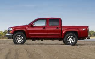 2012 chevrolet colorado z71 crew cab side view photo 4