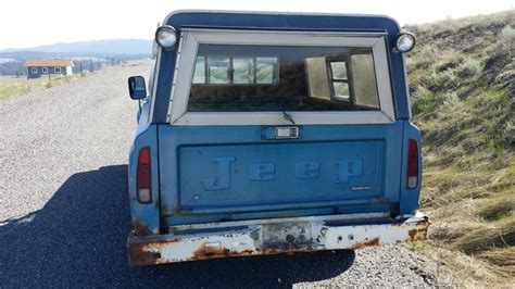 1977 Jeep Honcho Levi Edition V8 For Sale