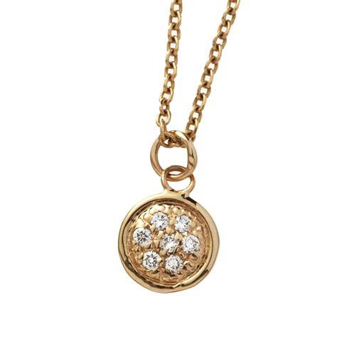 disc pendant big pav 233 manon jewelry