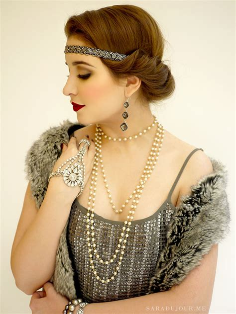 hairstyles from the great gatsby era 4 easy halloween costume ideas sara du jour