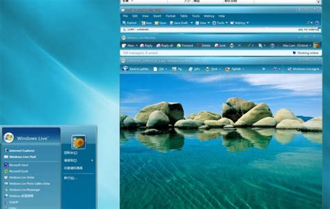 pc themes live xp live theme for windows xp desktop themes