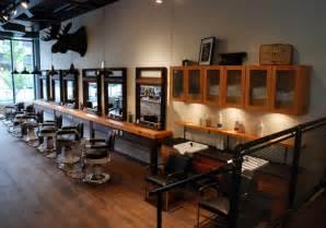 barber shop interior on barber shop decor