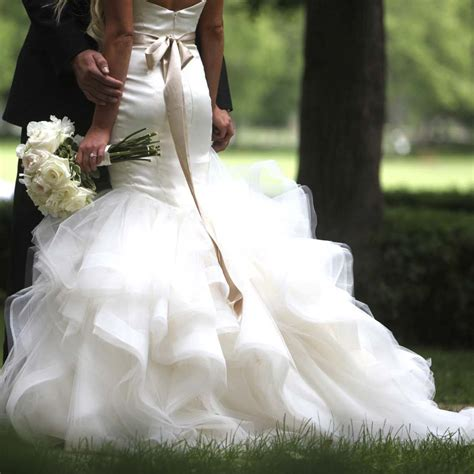 Preloved Dress Simple From Sc pre loved wedding dresses something something new