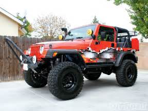 05 Jeep Wrangler Jeep Wrangler Tj Technical Details History Photos On