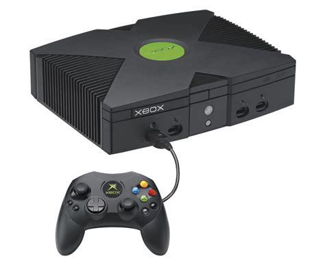 xbox console microsoft xbox original console pre owned the gamesmen